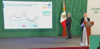 Variante Mu ya fue identificada en México, no hay evidencia de que sea transmitible ni virulenta: López-Gatell