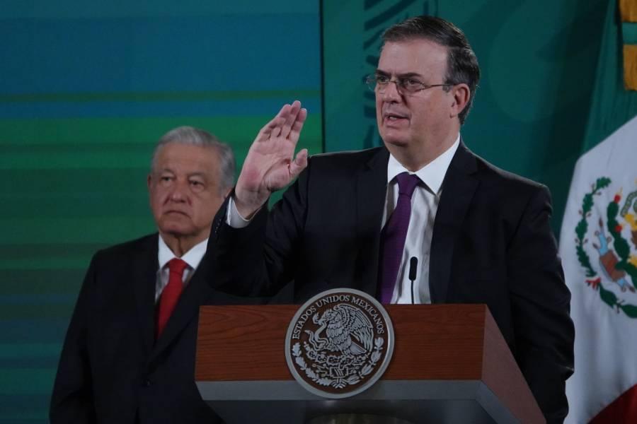 Será difícil reducir la violencia en México: Marcelo Ebrard