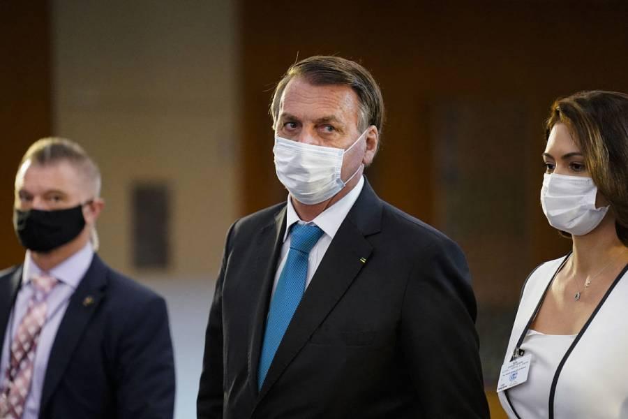 Autoridades brasileñas piden cuarentena para Jair Bolsonaro y comitiva que fue a la ONU