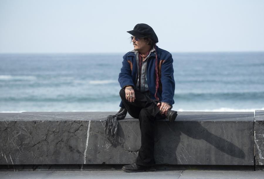 San Sebastián rinde tributo a Johnny Depp