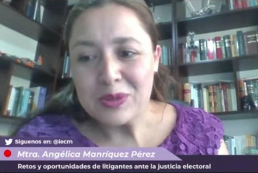 IECM organiza foro sobre retos y oportunidades de litigantes ante justicia electoral