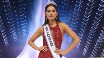 Miss Universo se pasea por Quintana Roo