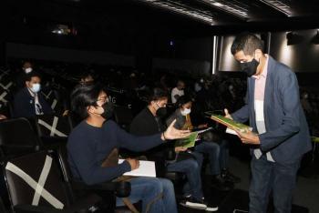 Impulsa Procine la formación de jóvenes cineastas