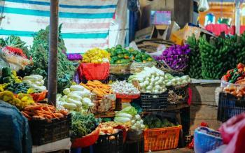 Balanza comercial agroalimentaria registra superávit entre enero y julio de 2021
