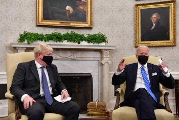 Joe Biden felicita a Justin Trudeau por su reelección