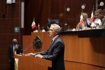 Urge PRD en el Senado aprobar ley de ciberseguridad