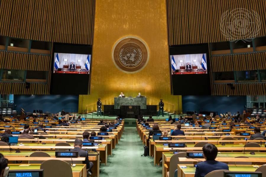 El Salvador anuncia que seguirá su propio camino de desarrollo