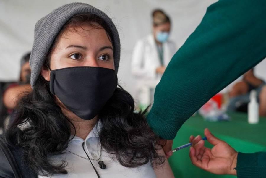 Puebla aplicaría diariamente más de 100 mil vacunas anticovid