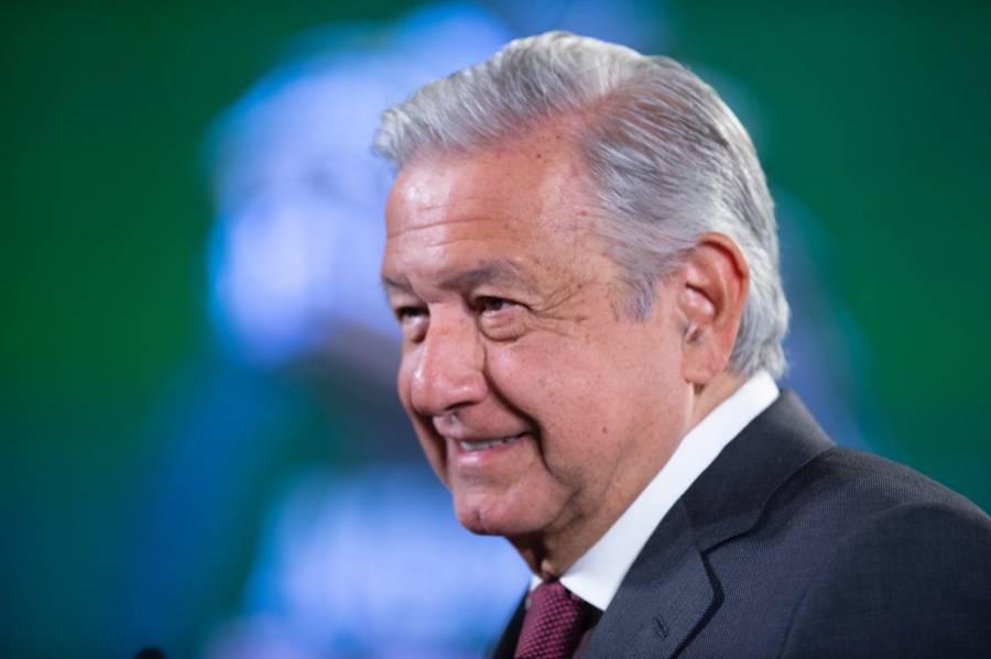 AMLO rechaza que haya problemas con EEUU por invitar al presidente de Cuba