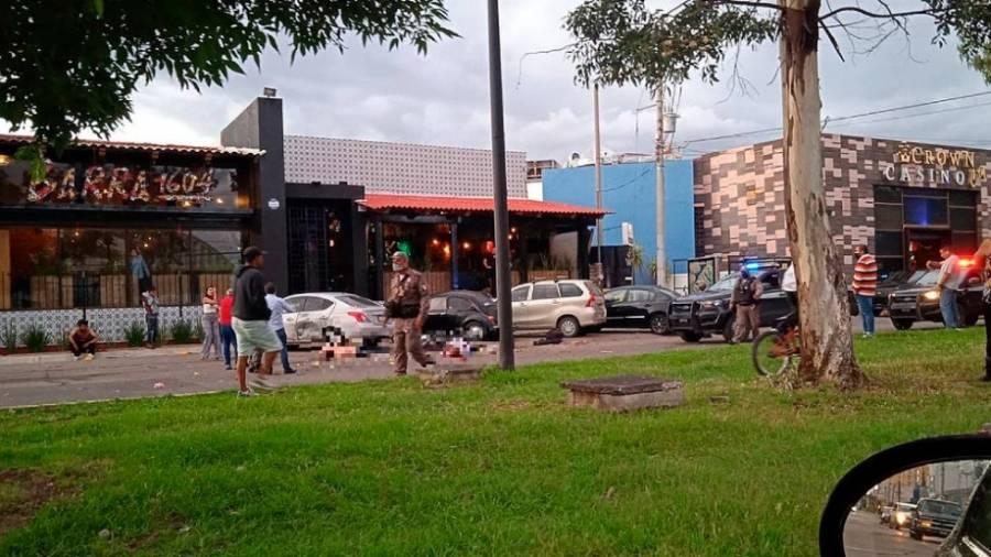 Identifican a posibles responsables de explosión en restaurante de Guanajuato