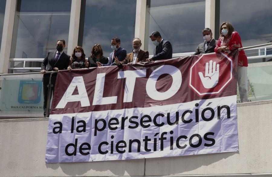 PAN en el Senado respalda a comunidad científica por persecución de FGR