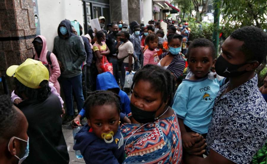 Dos de cada tres haitianos deportados por EEUU son mujeres y niños: Unicef