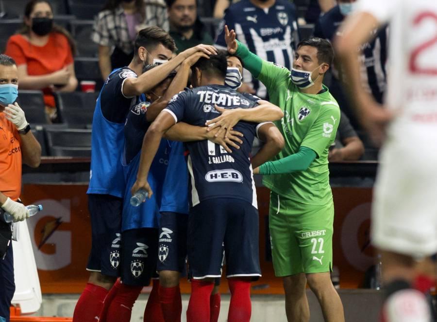 El Monterrey vence 2-0 a Toluca