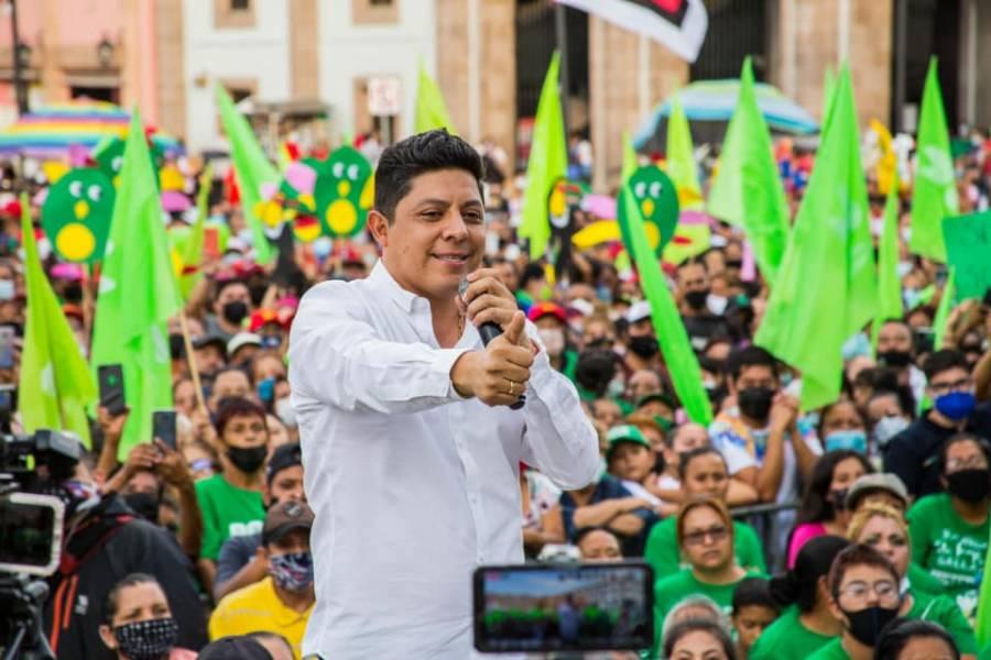 Por unanimidad, Tribunal Electoral valida triunfo de Ricardo Gallardo Cardona
