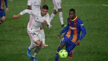 Clásico Barcelona vs Real Madrid, el 24 de octubre