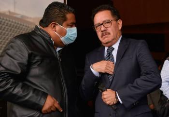 Se deslinda Ignacio Mier de diputada detenida con arsenal