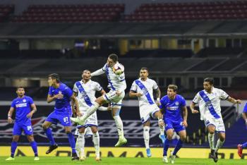 El Puebla va por los tres puntos ante la máquina, señala Nicolás Larcamón
