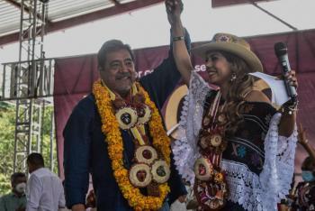TEPJF ratifica a Evelyn Salgado como gobernadora de Guerrero