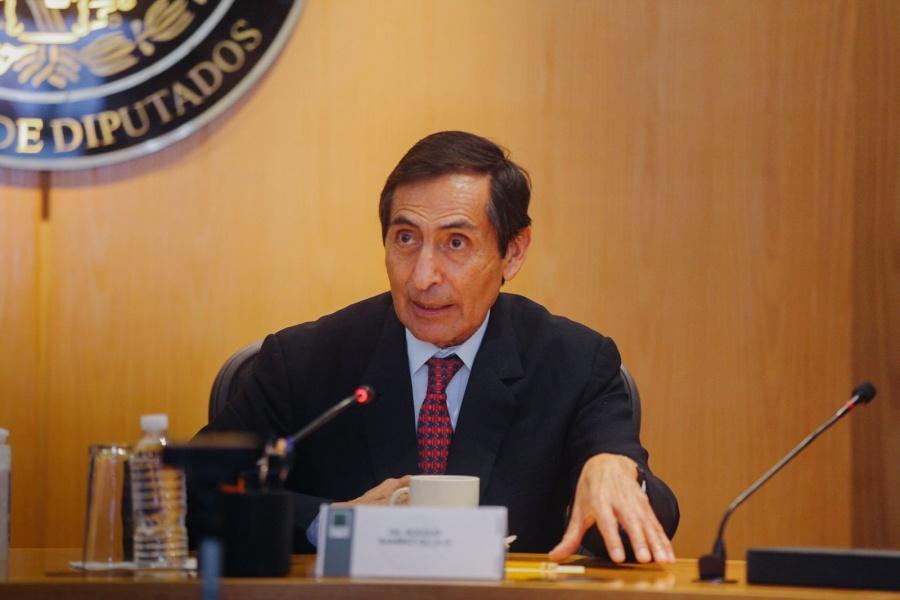 Los proyectos prioritarios de AMLO tienen un efecto económico multiplicador: Rogelio Ramírez de la O