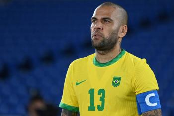 Opté por no firmar con ningún club por lo que resta del año: Dani Alves