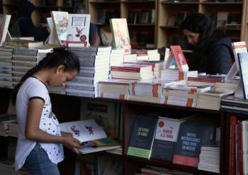 Feria Internacional del Libro regresará al Zócalo en octubre