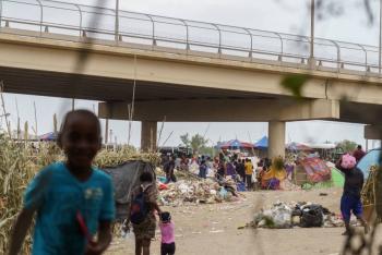 Sin migrantes en la frontera con México, dice Seguridad Interior de EEUU