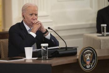 Joe Biden busca retomar negociaciones sobre el programa nuclear iraní