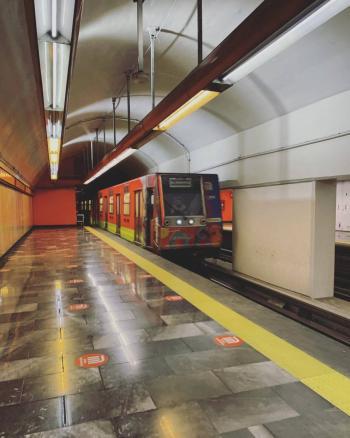 Anuncian cierre parcial de la Línea 1 del Metro CDMX