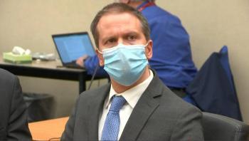Derek Chauvi el asesino de George Floyd apela su sentencia