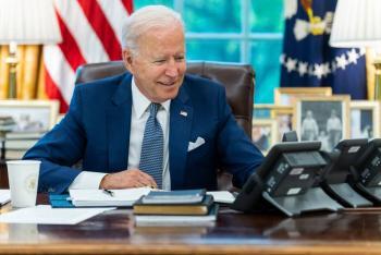 Biden recibe a los líderes de Australia, Japón e India