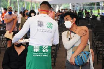 Anuncian fecha para la segunda dosis de 30 a 39 en Cuauhtémoc, Milpa Alta y Magdalena Contreras