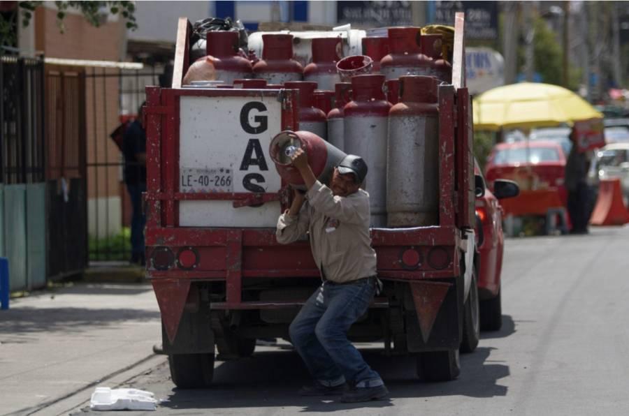 Precio del gas LP aumenta 9.7% en CDMX y Edomex