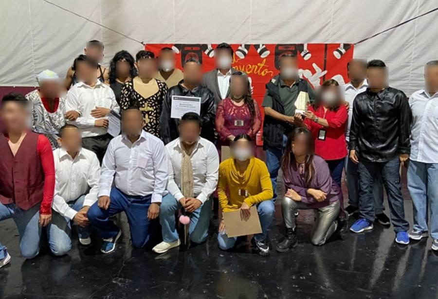 Reclusorio Oriente gana primer concurso interreclusorios de Teatro