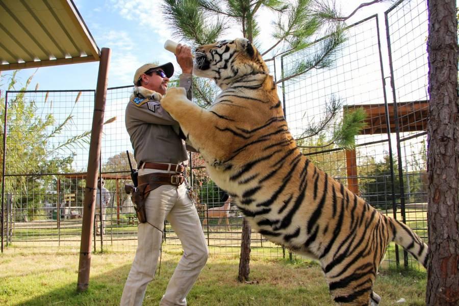 Netflix anuncia fecha de estreno de segunda temporada de Tiger King