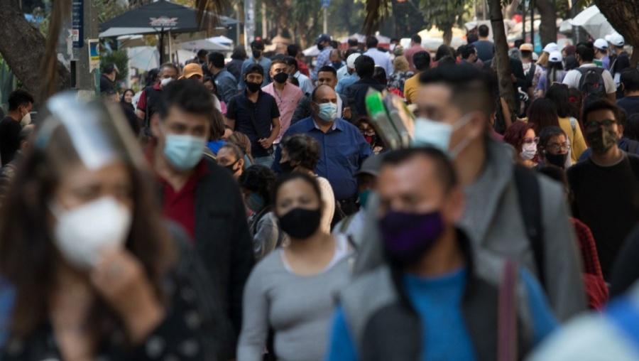 En Mexico se registran 596 muertes por Covid19 dando un total de 275 mil 299