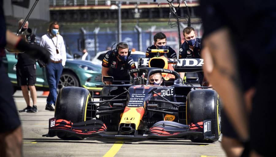 Checo Pérez arrancará noveno el GP de Rusia; Lando Norris se lleva la 'pole'