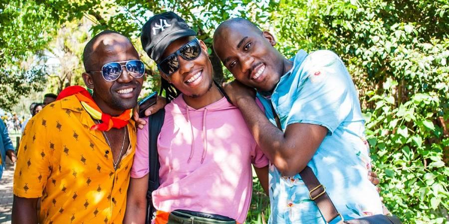 En Soweto sudafricanos celebran marca del orgullo