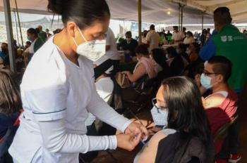 Sedes y días de vacunación para segunda dosis de 18 a 39 años en Cuauhtémoc, Magdalena Contreras y Milpa Alta
