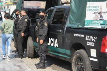 VIDEO: Detonan otro paquete bomba, ahora en Puebla