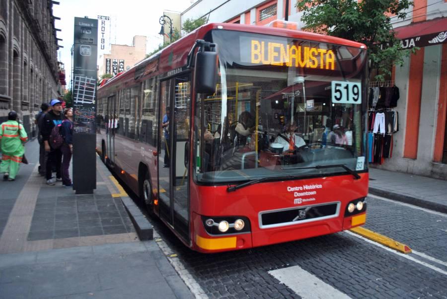 Por festejos de Independencia, Línea 4 de Metrobús modificará horario de servicio