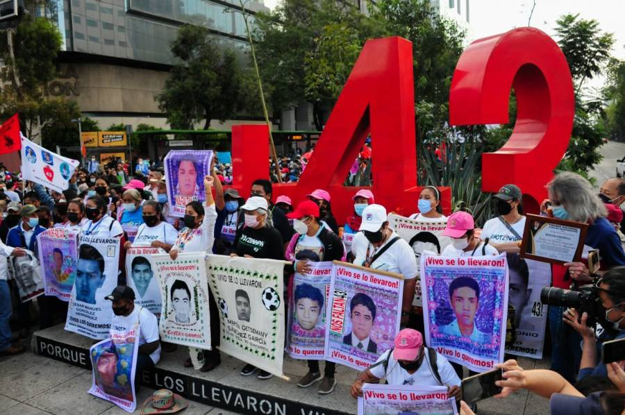 Son pocos los avances sobre la verdad de Ayotzinapa, señalan