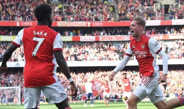 El Arsenal vence al Tottenham 3-1