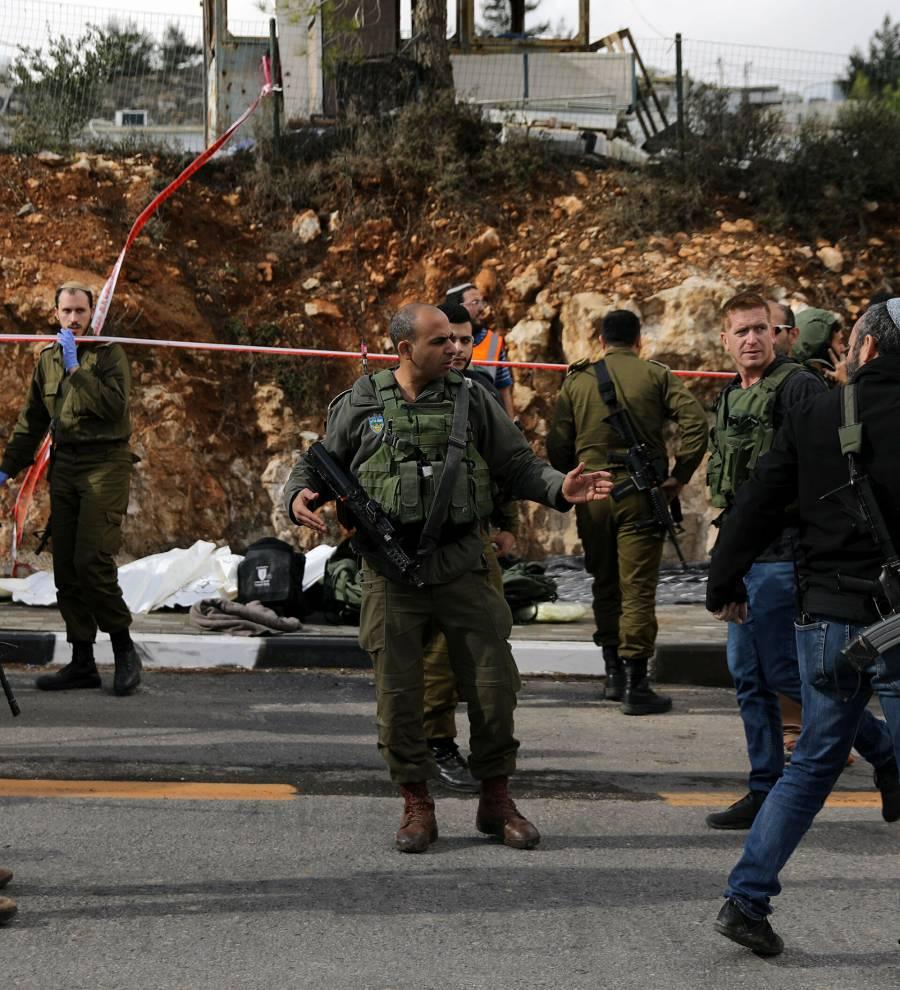 Murieron 5 personas en Cisjordania tras tiroteo con fuerzas de seguridad de Israel