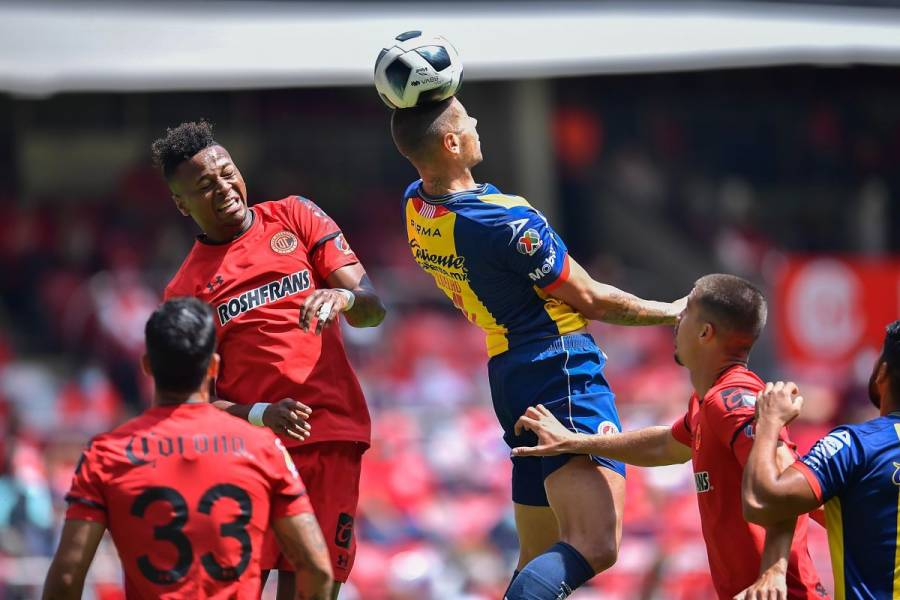 Toluca pierde ante San Luis y se aleja del liderato de la Liga MX