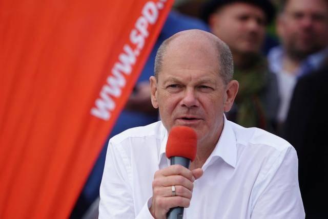 Olaf Scholz tiene una mínima ventaja sobre el bloque conservador de Armin Laschet