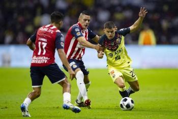 Chivas rescata el empate en el Clásico Nacional ante América