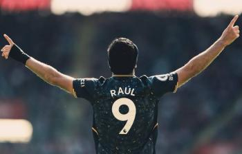 ¡Está de vuelta! Raúl Jiménez anota un golazo con el Wolverhampton