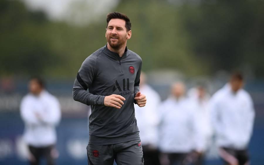 """""""Messi está disponible para jugar"""": Mauricio Pochettino"""