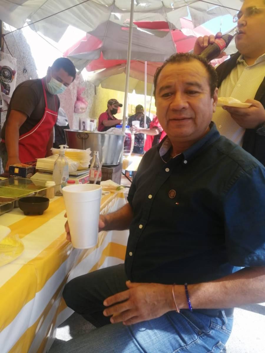 Desde la curul de…. Roberto Valenzuela