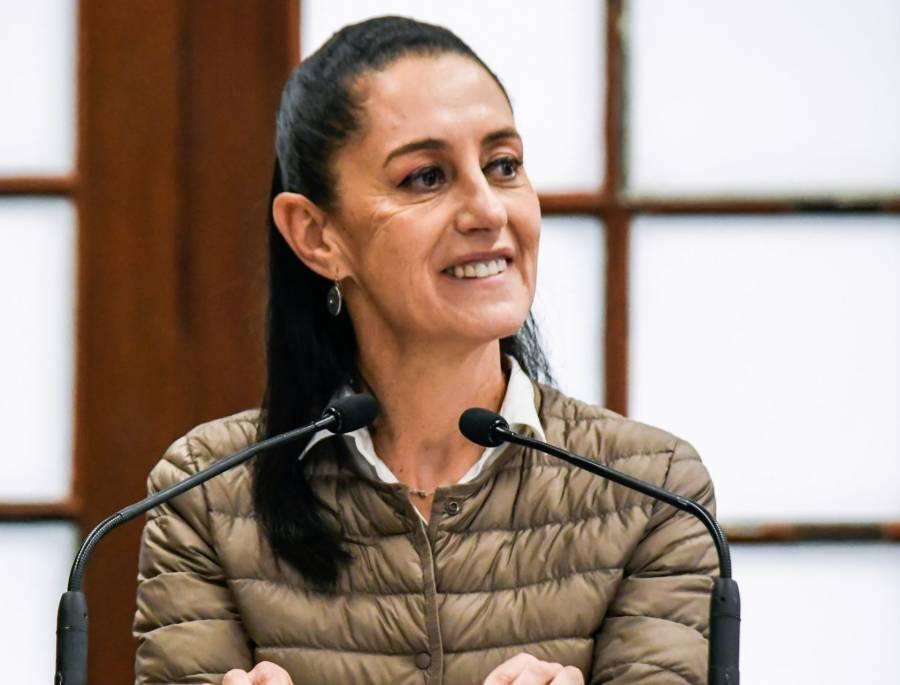 Ella es Mariana Imaz Sheinbaum, becaria del Conacyt e hija de la jefa de Gobierno